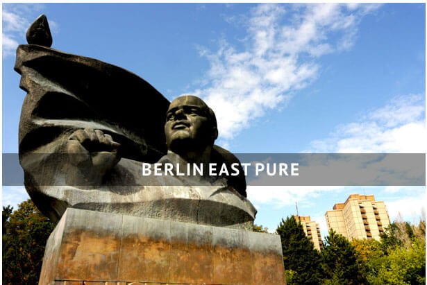 SkyBlueBerlin city tour Berlin east