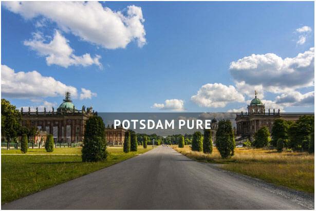 SkyBlueBerlin city tour Berlin and Potsdam