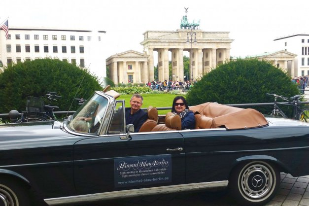 Sightseeing Berlin