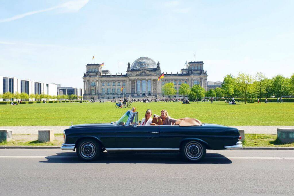 City Tour Berlin with private chauffeur and guide