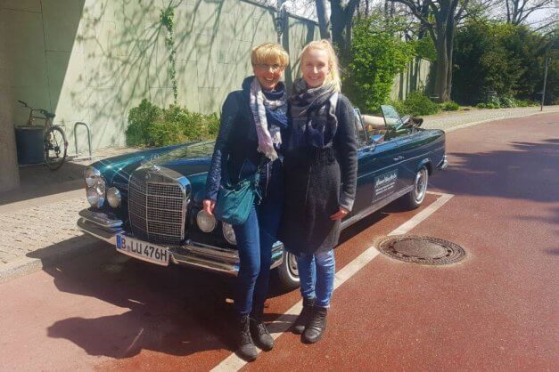 sightseeing tour berlin tiergartetn