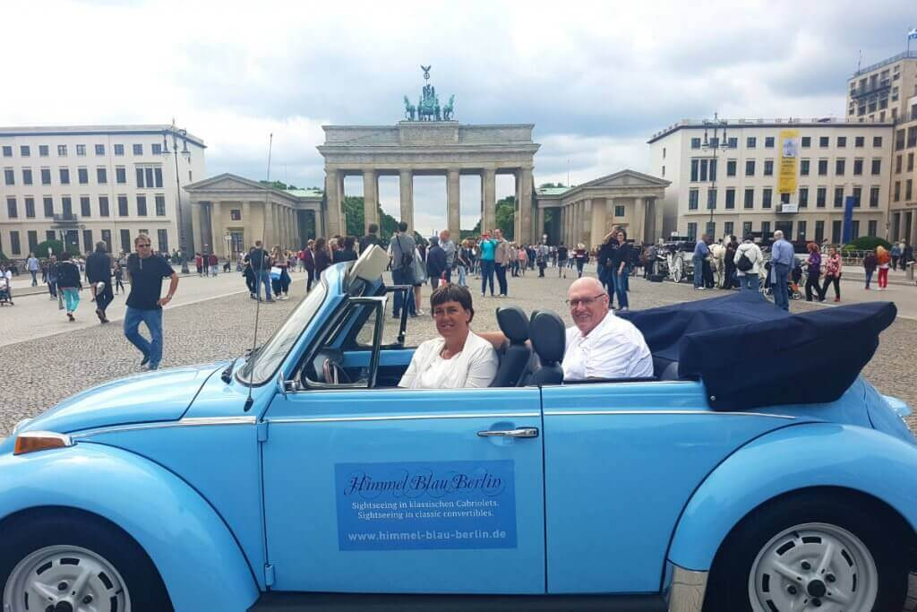 SkyBlueBerlin private sightseeing tour berlin