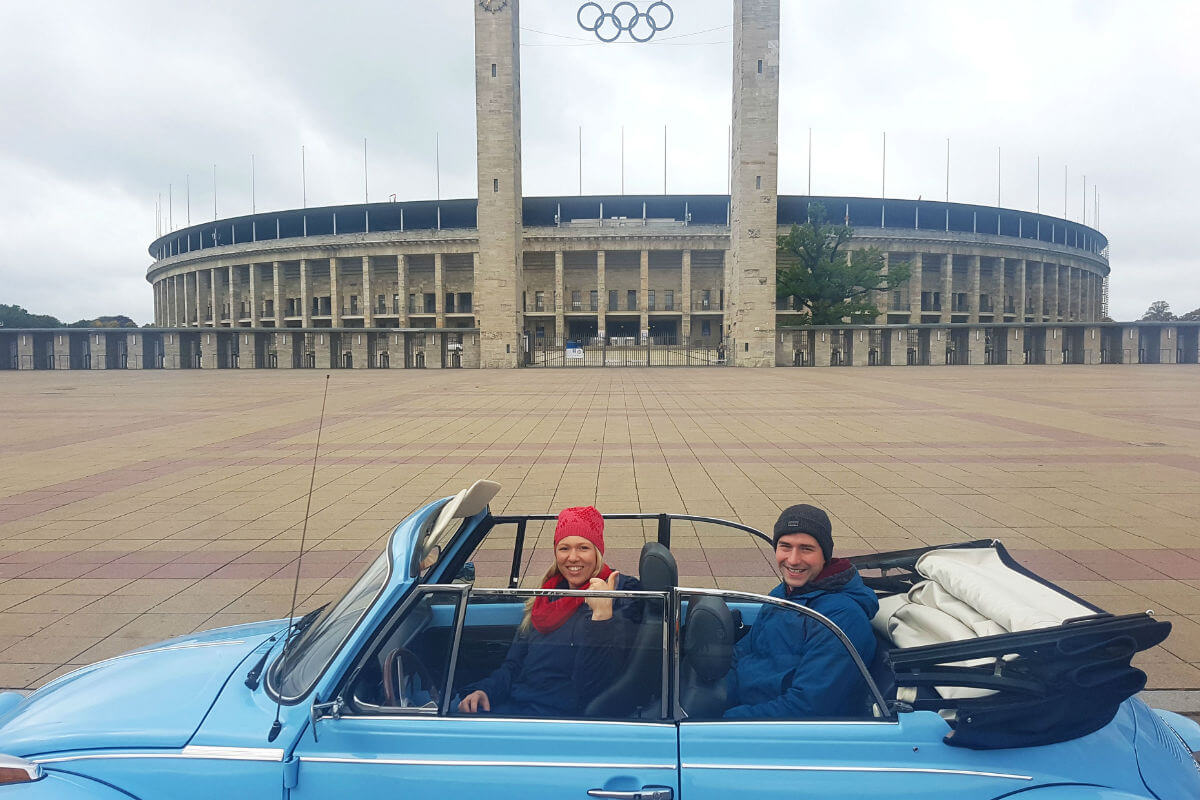 city tour Berlin