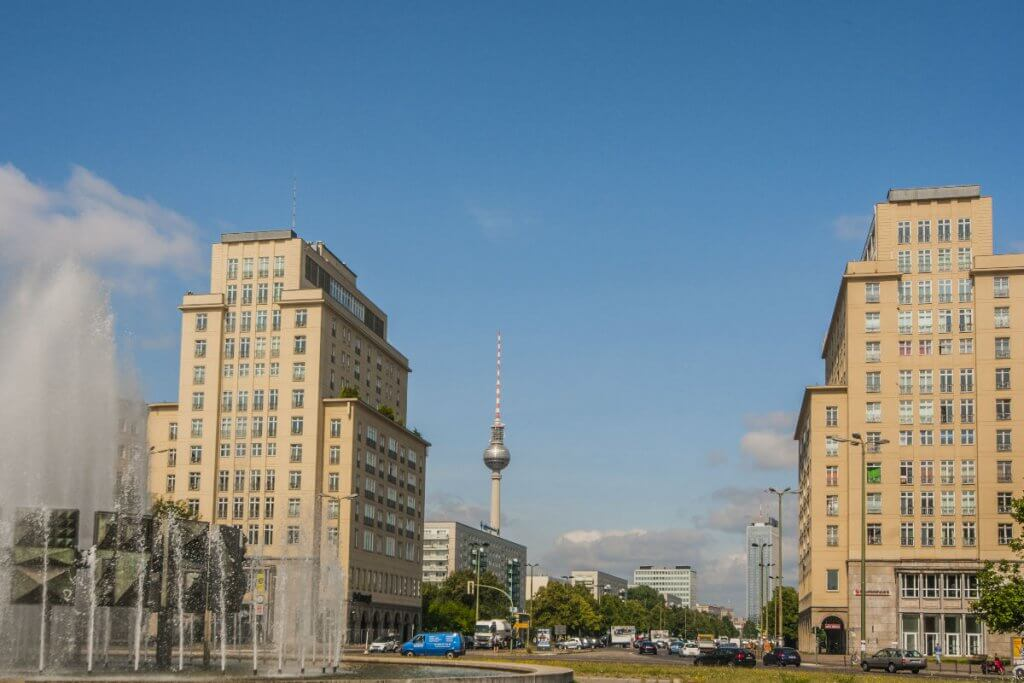 SkyBlueBerlin city tour Berlin