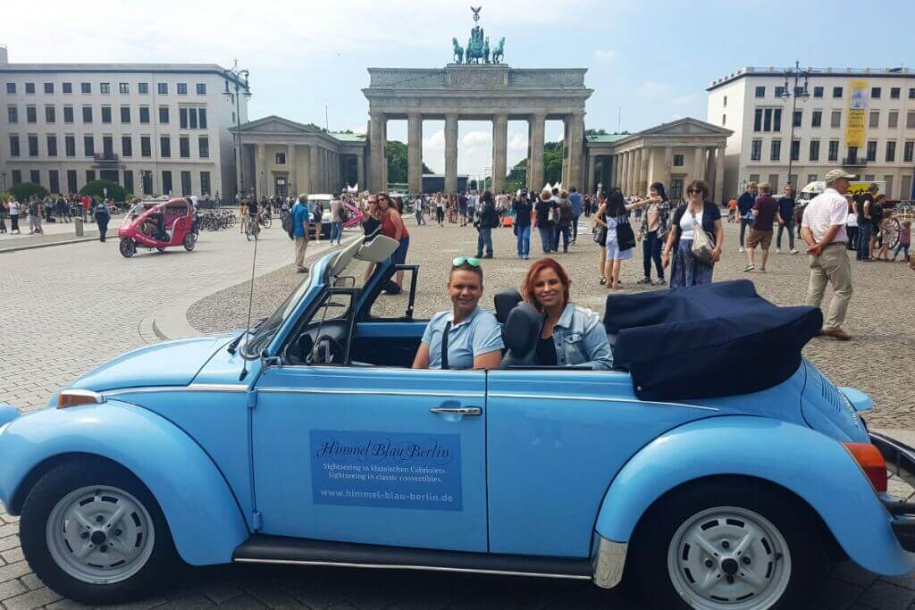 private city tour berlin