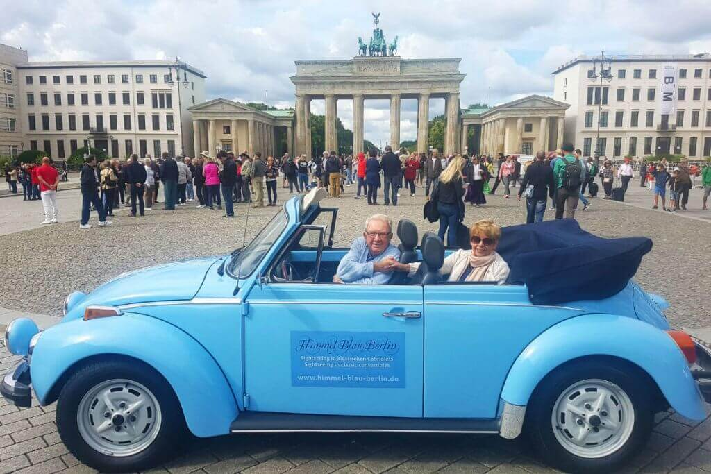 private sightseeing tour berlin